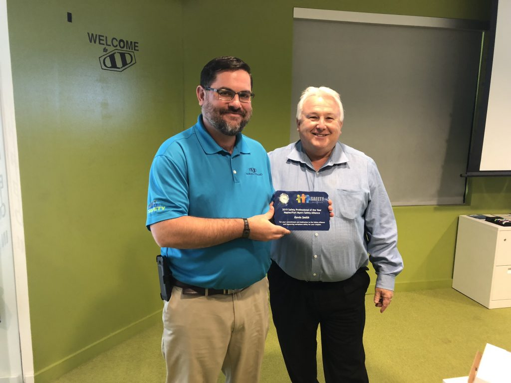 2018 Safety Professional of the Year