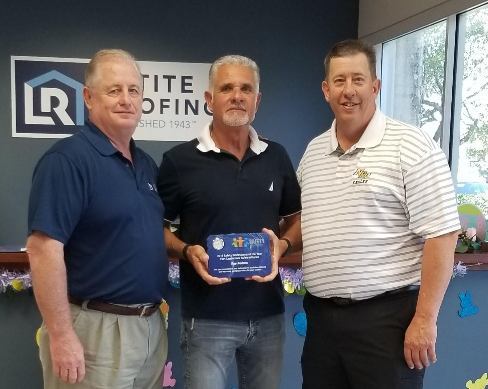 2018 Safety Alliance (Ray Padron)