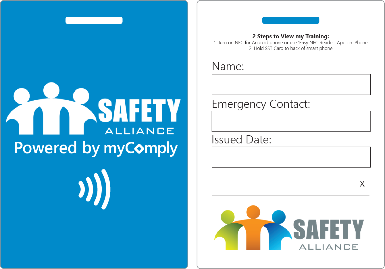 Safety-Alliance-Custom-Badge-myComply