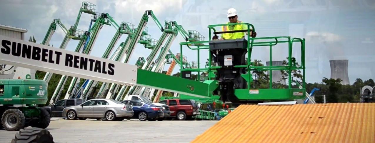 Aerial Work Platform Boom